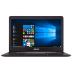 """ASUS ZenBook UX330UA-FC118T 2.70GHz i7-7500U 13.3"""" 1920 x 1080pixels Black Notebook"""