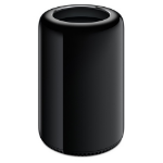 Apple Mac Pro 3.5 GHz Intel® Xeon® E5 Family E5-1650V2 Black Desktop Workstation