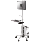 Neomounts by Newstar mobile work station