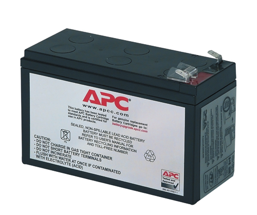 APC Battery Cartridge Replacement #17 Sealed Lead Acid (VRLA)