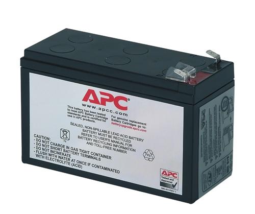 APC Battery Cartridge Replacement #17 Sealed Lead Acid (VRLA)