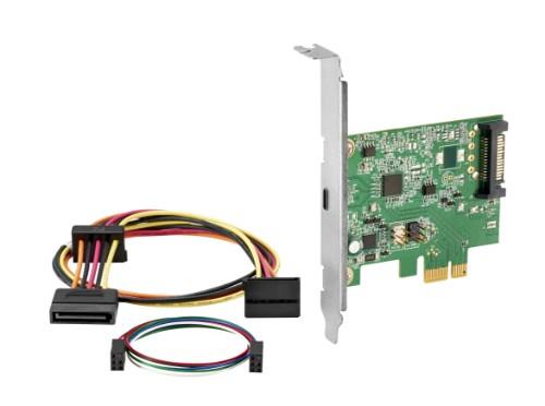 HP SuperSpeed USB 3.1 Gen 2 PCIe x1 Card