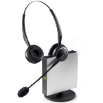 Jabra GN9125 Duo Flex NC Binaural Head-band Black headset