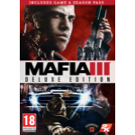 2K Mafia III Deluxe Edition PC Deluxe PC video game