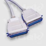 Videk C36M to C36M Assembled Universal Cable 2m 2m printer cable