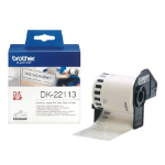 Brother Clear Continuous Film Tape