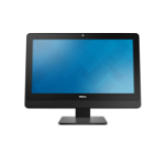 """DELL OptiPlex 3030 All-in-One Computer GMGCG 3GHz i5-4590S 19.5"""" 1600 x 900pixels Black"""