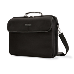 "Kensington K62560US 15.4"" Messenger case Black notebook case"