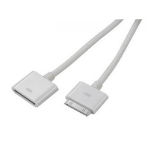 "4XEM 4X1730APPLEEXT mobile phone cable Apple 30-p White 78.7"" (2 m)"