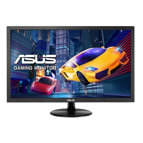 "ASUS VP247QG 23.6"" Full HD LED Matt Black computer monitor LED display"