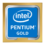 Intel Pentium Gold ® ® Gold G5400 Processor (4M Cache, 3.70 GHz) 3.7GHz 4MB Box processor