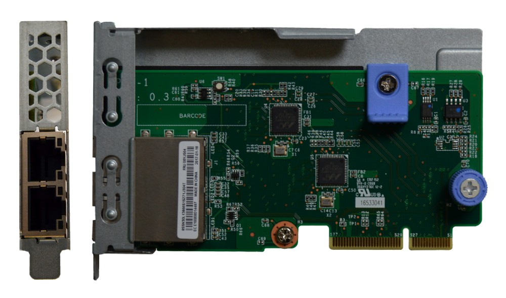 Lenovo 7ZT7A00544 Internal Ethernet 1000Mbit/s networking card