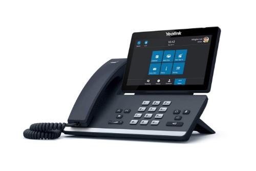 Yealink SIP-T58A (SFB) IP phone Black Wired handset