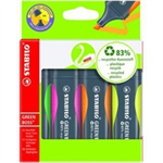 STABILO 6070/4 marker Multi 4 pc(s)