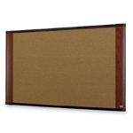 3M C7248MY bulletin board Brown Corkwood