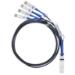 Cisco QSFP-4X10G-AOC5M= InfiniBand cable 5 m QSFP+ 4 x SFP+