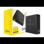Zotac ZBOX MAGNUS EN72080V 9th gen Intel® Core™ i7 i7-9750H 8 GB DDR4-SDRAM 240 GB SSD Black Mini PC