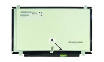 2-Power 2P-LP140WH2(TL)(B1) notebook spare part Display