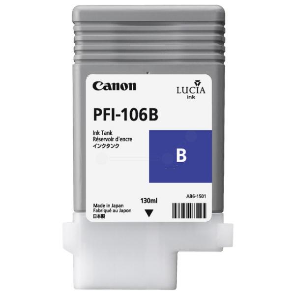 Canon 6629B001 (PFI-106 B) Ink cartridge blue, 130ml 6629B001AA