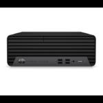 HP ProDesk G7 SFF i5-10500 CFF 10th gen Intel® Core™ i5 8 GB DDR4-SDRAM 512 GB SSD Windows 10 Pro Mini PC Black