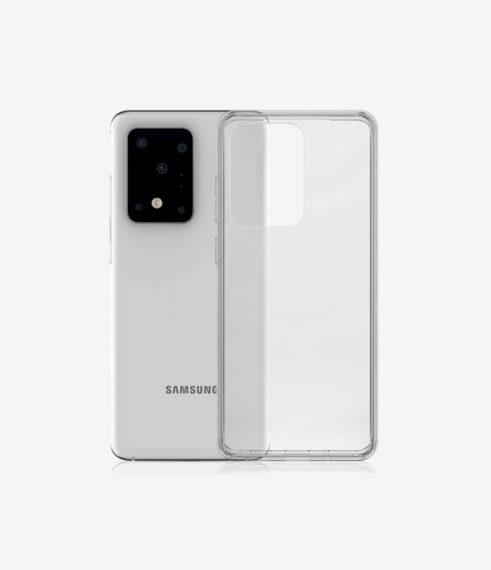 CLEARCASE GALAXY NEW S ULTRA-SERIES