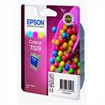 Epson C13T02940110 (T029) Ink cartridge color, 300 pages, 37ml