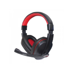 Approx appGH5 2x 3.5 mm Binaural Head-band Black,Red headset