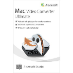 Avanquest Aiseesoft Mac Video Converter Ultimate 1 Lizenz(en) Elektronischer Software-Download (ESD) Deutsch