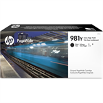 HP L0R16A (981Y) Ink cartridge black, 20K pages, 345ml