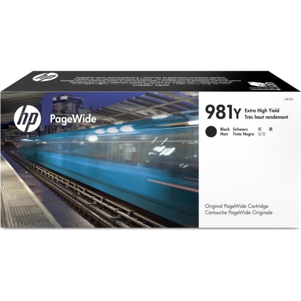 HP L0R16A (981Y) Ink cartridge black, 20K pages, 345ml