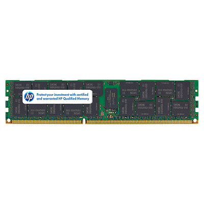 HP 16GB (1x16GB) Dual Rank x4 PC3L-10600 (DDR3-1333) Registered CAS-9 LP Memory Kit memory module 1333 MHz ECC