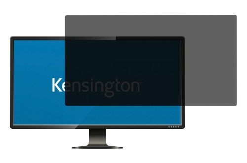 """Kensington Privacy filter 2 way removable 19.5"""" Wide 16:10"""