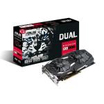 ASUS DUAL-RX580-8G Radeon RX 580 8 GB GDDR5
