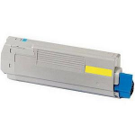 OKI 45536505 Toner yellow, 38K pages