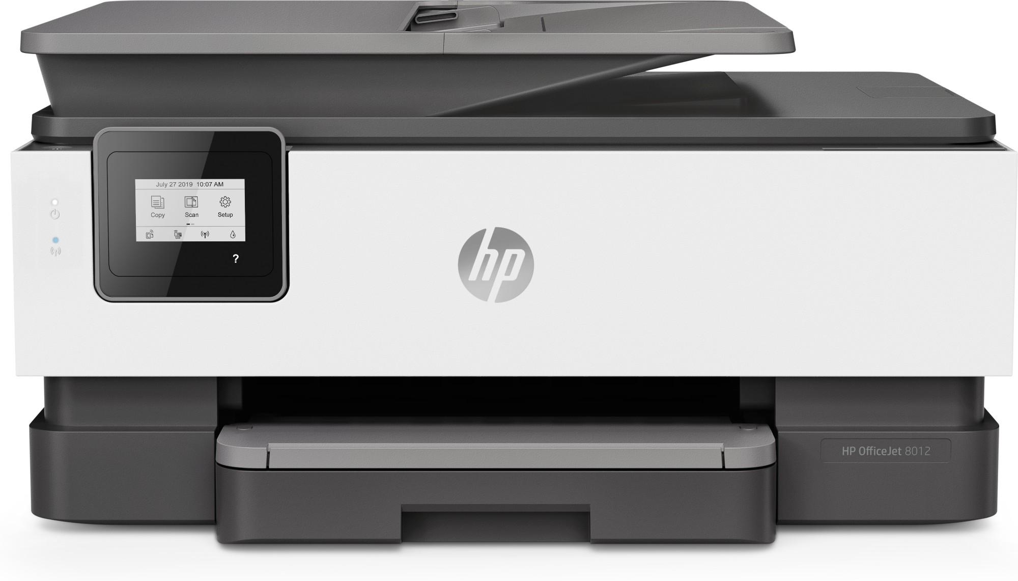 HP OfficeJet 8012 Thermal Inkjet 4800 x 1200 DPI 18 ppm A4 Wi-Fi