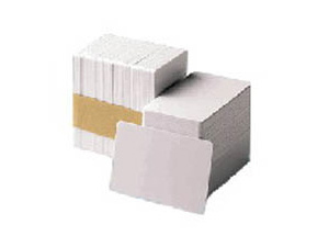 Zebra Premier PVC Card, 30 mil Low Coercivity Mag. Stripe (5 packs x 100) business card 500 pc(s)