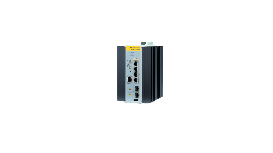 Allied Telesis 990-003868-80 Managed network switch L2 Gigabit Ethernet (10/100/1000) Power over Ethernet (PoE) Black