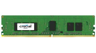 Crucial 4GB DDR4-2133 4GB DDR4 2133MHz ECC memory module