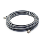 AddOn Networks ADD-734D3-BNC-5MPVC coaxial cable 5 m Black