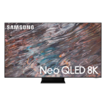 "Samsung QN85QN800AF 85"" 8K Ultra HD Smart TV Wi-Fi Stainless steel"