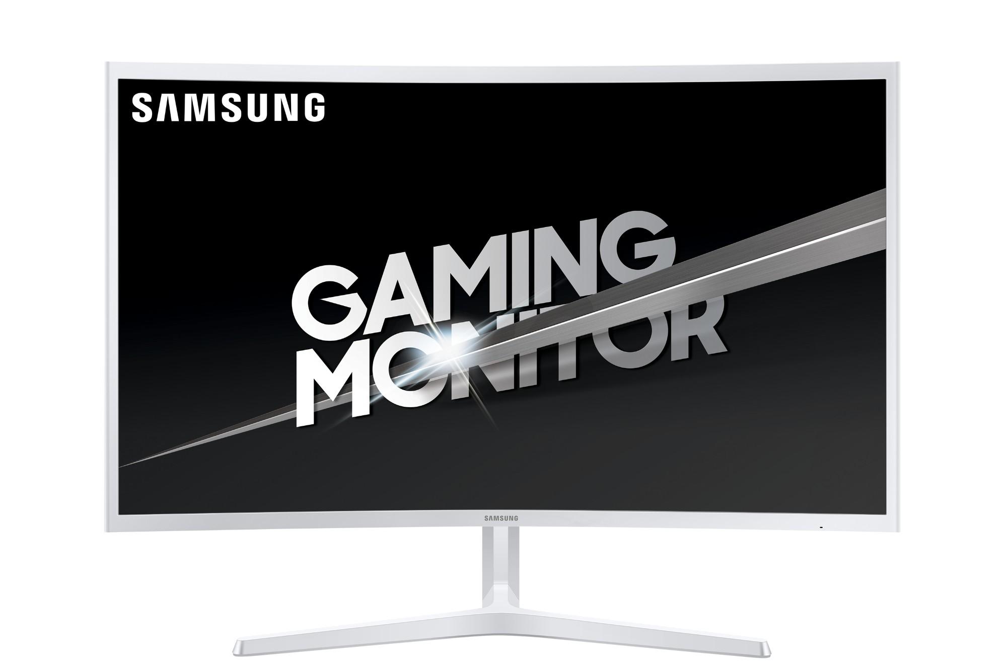 Curved Monitor - C32jg51fdu - 32in - 1920x1080