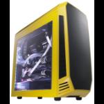 BitFenix Aegis Midi Tower Black,Yellow