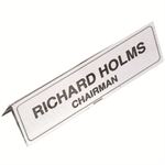 IDENT NAME HOLDER 210X65MM TRANSPARENT IBNP2