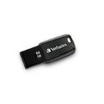 Verbatim Ergo USB flash drive 64 GB USB Type-A 3.2 Gen 1 (3.1 Gen 1) Black