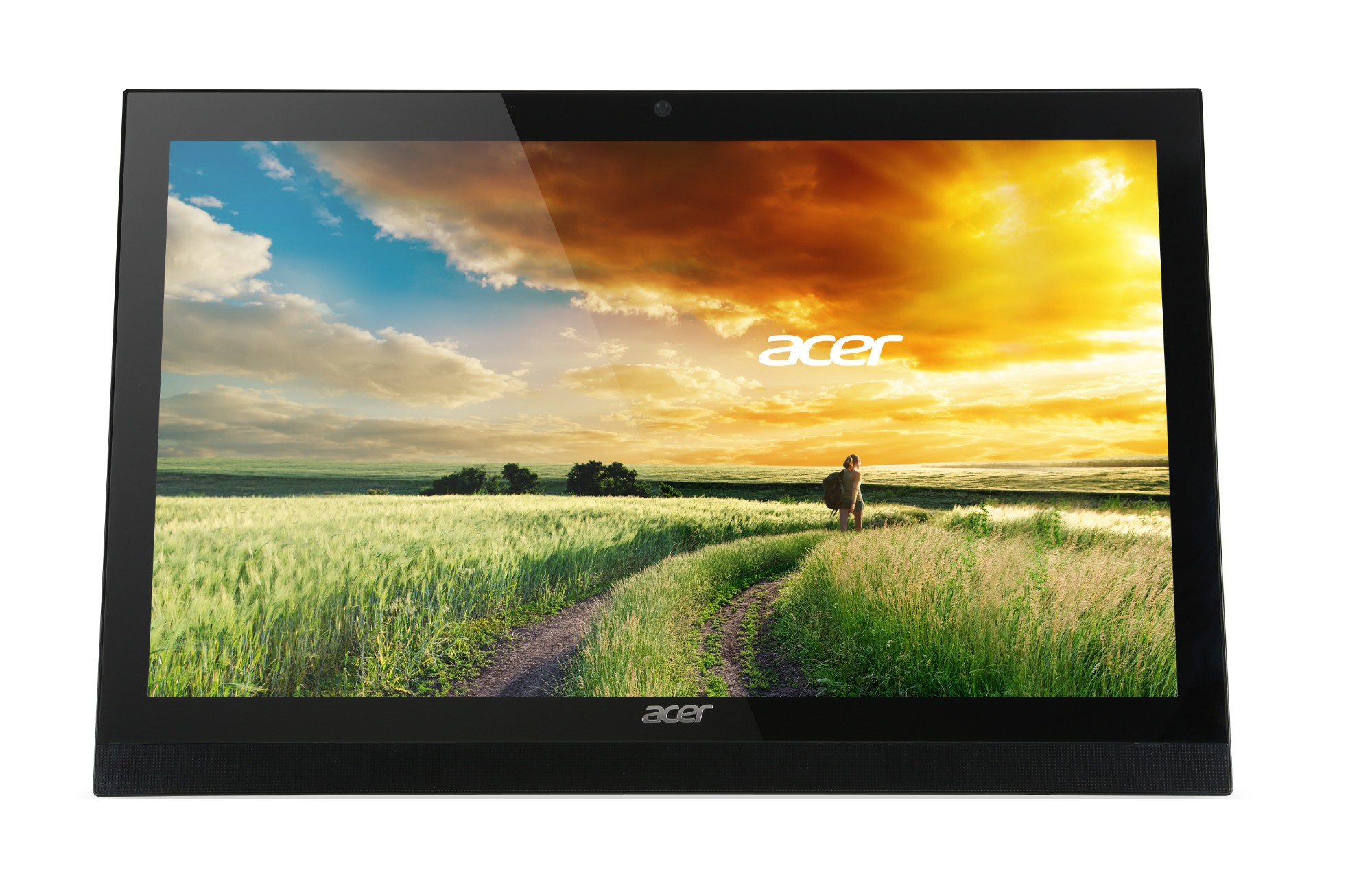 "Acer Aspire Z1-623-UR53 1.7GHz i3-4005U 21.5"" 1920 x 1080pixels Black All-in-One PC"