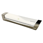 Leitz iLAM Office A3 Hot laminator 400 mm/min Silver, White