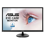 "ASUS VC279HE computer monitor 68,6 cm (27"") Full HD Flat Mat Zwart"