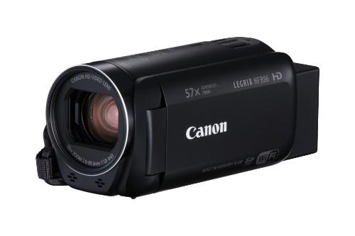 Canon LEGRIA HF R86 3.28 MP CMOS Handheld camcorder Black Full HD