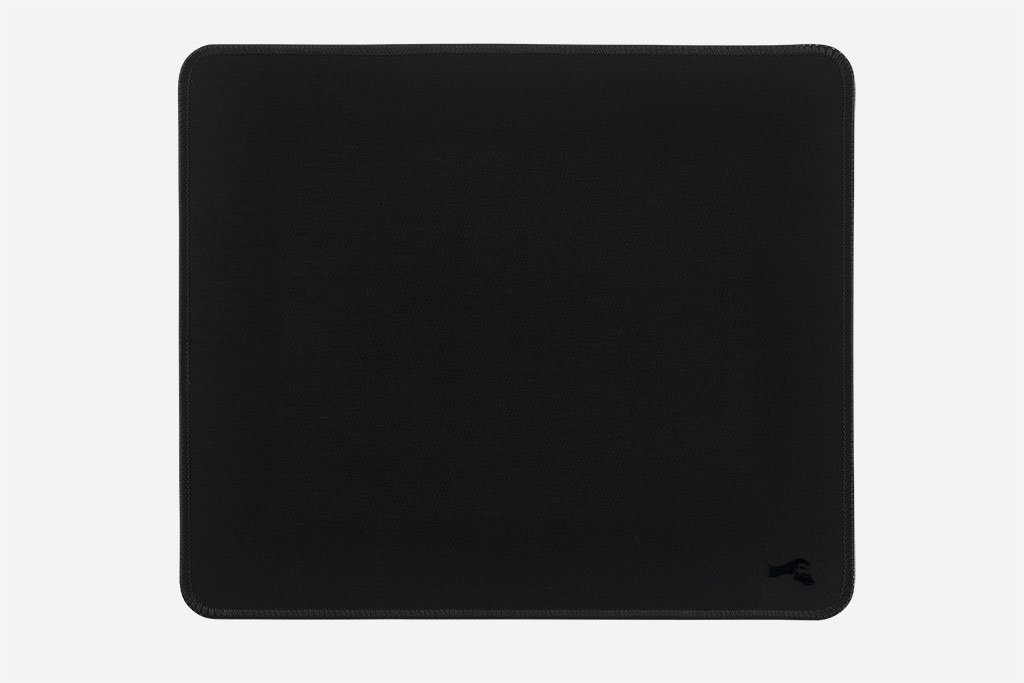 Glorious PC Gaming Race G-L-STEALTH mouse pad Black Gaming mouse pad