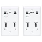 Tripp Lite B127A-2A1-FHFH AV extender AV transmitter White